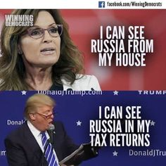 TrumPutin in the White House