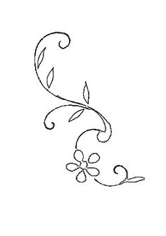 Image146 Border Embroidery, Tambour Embroidery, Embroidery Stitches, Embroidery Patterns, Hand Embroidery, Baby Shoes Pattern, Shoe Pattern, Lazy Daisy Stitch, Doodle Drawings