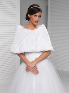 Bolerka | svatební pelerína | Levné svatební šaty, svatební šaty levně - prodej