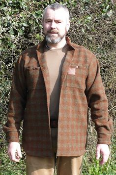 Bison Bushcraft Forester Shirt - Autumn