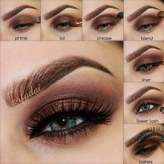 Tips on How to Smokey Eye picture1