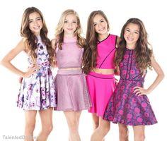 #RumfalloBrynn modled for Miss Behave Girls [02.14.16]