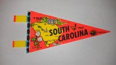 Vintage 1970s Impko Souvenir South Carolina Wren by DugUpTreasures, $10.00