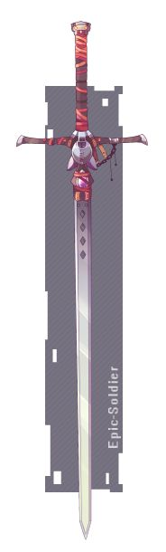 Weapon commission 65 by Epic-Soldier.deviantart.com on @DeviantArt