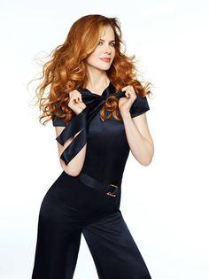 Renee redhead plumper