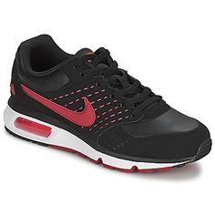 Trendige Style AIR MAX SOLACE LEATHER Schwarz / Rot Preis: 90,30 €. Mit seinem Schaft aus Leder in der Farbe schwarz vereint er Komfort und Stil; Einfach ein Must-have.   #herrenschuhe  #Sneakerherren #Nike #SaleNike