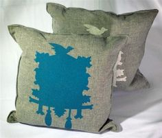 15 Handmade Pillows: 10 to Buy, 5 to DIY