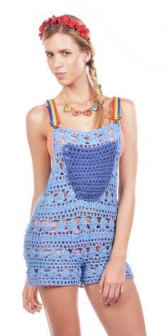 Captivating Crochet a Bodycon Dress Top Ideas. Dazzling Crochet a Bodycon Dress Top Ideas. Crochet Pants, Crochet Skirts, Love Crochet, Crochet Clothes, Knit Crochet, Crochet Designs, Crochet Patterns, Bikinis Crochet, Moda Boho