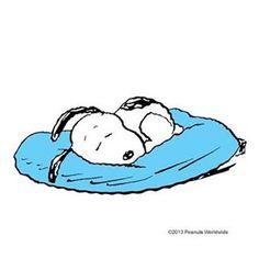 Zzzzz.... Snoopy
