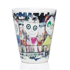 Thermomug city NEW COLLECTION AIDA Pint Glass, Porcelain, Beer, City, Tableware, Collection, Products, Kunst, Root Beer