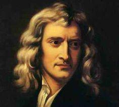 Isaac Newton fue un físico, filósofo, teólogo, inventor, alquimista y matemático inglés. Estableció las bases de la mecánica clásica. Descubrió los trabajos sobre la naturaleza de la luz y la óptica y el desarrollo del cálculo matemático.