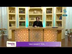 Aile İdaresinde Erkeğe yani Babaya Düşen Görevlerin Anlatıldığı Semerkand TV Kadınlar buyurun programı Erkekler Dinleyin Öğrenin!!!!!!