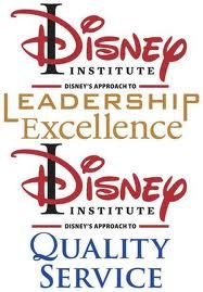 """Service Excellence Leadership Program- Disney Institute  """"The frontline is in charge of the bottomline"""""""