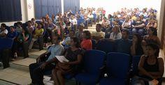 Escola do Sesi de Campo Grande realiza primeira reunião de pais - Notícias - FIEMS