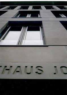 Gemeindehaus Jona / Öffentlich & Gewerbe / Projekte / M&T - Müller Truniger Architekten Management, Content, Communities Unit, Architects, Projects, House