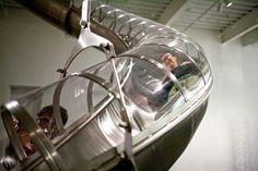 Carsten Höller's 102-foot-long slide at the New Museum @Leah Elizabeth