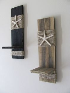 wooden wall sconces - Google Search