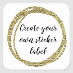 Create Your Own Sticker Label Rustic Wedding Favors, Wedding Labels, Diy Wedding, Wedding Invitations, Gold Wedding, Floral Wedding, Wedding Bouquets, Wedding Gifts, Ramadan
