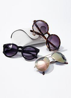The season's shades | Gina Tricot Accessories | www.ginatricot.com | #ginatricot