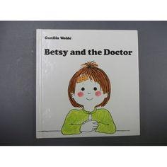 Loved all the Betsy books by Gunilla Wolde when I was little and now my kids love them too.