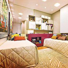 Mais um quarto de menina super charmoso 😍 #bohrerarquitetura