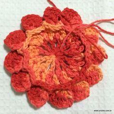 Flor Mexirica passo a passo - www.croche.com (23)