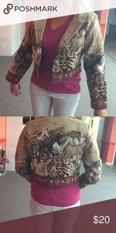Western jacket . Jackets & Coats