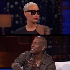 "Tell them ! #AmberRose speaks on consent on the #OwnShow ""It's not you it's Men with singer #Tyrese and #RevRun.  Tyrese made a statement that: ""The comfortability that people find in wanting to touch or grope you or feel like just likeits an energy thats being sent out there that creates that type of response"". That did not go down to tell with  #AmberRose: ""No it doesnt and Im going to tell you why If Im laying down with a man butt naked and his condom is on and I say You know what? No I…"
