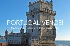 E os Óscares do turismo vão para... Portugal Portugal, Geography, City, Turismo