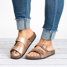 Rotate Thong Beige Sandals from SunnyMia. Saved to 21 Birthday. Shop more products from SunnyMia on Wanelo. T Strap Sandals, Sport Sandals, Strappy Sandals, Birkenstock Sandals, Black Sandals Outfit, Sandals 2018, Leather Sandals, Modele Hijab, Outfits