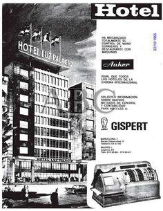 Anker. Gispert. Año 1965.