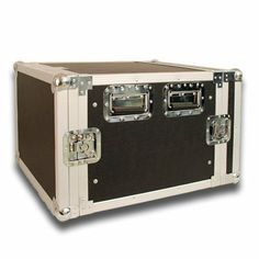 Seismic Audio - 8 SPACE RACK CASE for Amp Effect Mixer PA/DJ PRO Audio by Seismic Audio. $149.99. 8 Space Rack Case Model # SAR8 8 Space Rack Standard 19& Mounting Rail Width Outer Dimensions with Doors On: Height: 16- Width: 21- Depth: 26. Inside Dimensions: Rail to Back with Rear Door On: 20 1/2 Rail to Rear Edge of Case with Door Off: 18 1/2 Front Rail to Rear Rail: 17 1/2 Black with aluminum rails 3/8 plywood Light weight, Pro design Heavy duty and ready for abuse Fro...