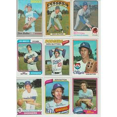 Huge 60 + cards lot DON SUTTON HOF Dodgers Brewers A's Astros Angels vintage Listing in the 1970-1979,Lots,MLB,Baseball,Sports Cards,Sport Memorabilia & Cards Category on eBid United States | 147730130