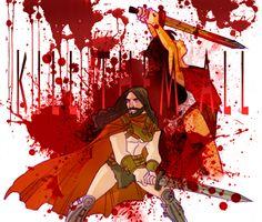 Spartacus- fan art