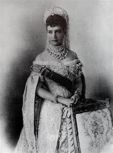 Empress Maria Feodorovna, Mother of the Tzar of Russia, Nicholas Romanov
