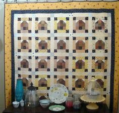 Freda's Beehive Quilt Block Tutorial - Freda's Hive