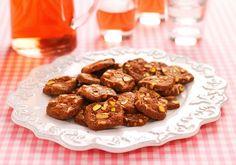 Pähkinäkeksit - Reseptit - Arla Almond, Ethnic Recipes, Iphone, Food, Essen, Almond Joy, Meals, Yemek, Almonds