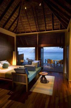 Conrad Maldives Rangali Island #Beach #Resort Deals from 25,000 Hotel Collection Hotels pas cher avec notre comparateur d'hotel a bas prix. www.trouvevoyage.com