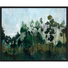 PTM Images u0027Edge of the Canopyu0027 Framed Painting Print  sc 1 st  Pinterest & American Landscape II Soicher Marin | Art | Pinterest