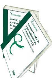 Derecho tributario y procedimientos de desarrollo : comentarios   y casos prácticos / autor, José M Díez-Ochoa Azagra. -- Madrid :   Centro de Estudios Financieros, 2012.  http://recorta.com/76d837