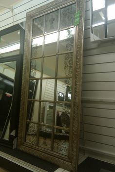 SOURCING at HomeGoods | Flickr - Great mirror! #HomeGoods #HappyByDesign