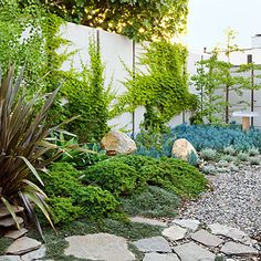 Japanese Garden Design - Sunset