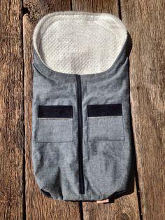 Denim with Pockets Baby Bundle Bag by ThePilaShoppe on Etsy https://www.etsy.com/listing/272775938/denim-with-pockets-baby-bundle-bag