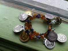 Amber, Amethyst, Devic Charms. All The Way, Thunder, Amber, Crochet Earrings, Amethyst, Charms, Felt, Sofa, Magic