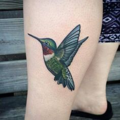 Best Watercolor Hummingbird Tattoo - Meaning and Designs Tattoo Designs And Meanings, Tattoos With Meaning, Future Tattoos, Tattoos For Guys, Humingbird Tattoo, Small Tattoos, Cool Tattoos, Tatoos, Hummingbird Tattoo Meaning