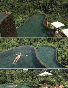 Ubud Hanging Hotel, Bali