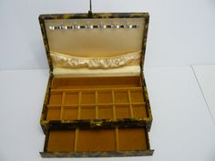 Vintage Jewelry Box by Saltofmotherearth on Etsy