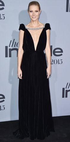 See the Stars on the 2015 InStyle Awards Red Carpet - Gwyneth Paltrow - from InStyle.com