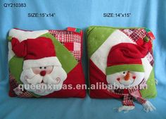 patrones de muñecos de navidad - Buscar con Google Christmas Chair Covers, Christmas Cushions, Christmas Pillow, Felt Christmas, Christmas Stockings, Christmas Projects, Felt Crafts, Fabric Crafts, Diy And Crafts