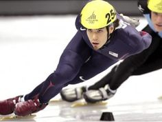 Apollo Ono Speed Skater 2010 Winter Olympics | Buzzy Bloggers